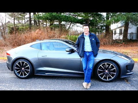 Jaguar 2017 F-Type S Road Test & Interior Exterior Car Review
