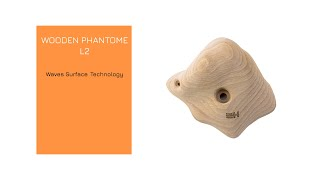 Video: WOODEN PHANTOM L2 - A X-large bolt-on wooden jug, manufactured with the best beech wood.