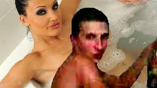 PornoStar in the Bath (порнозвезда отдыхает в ванне)