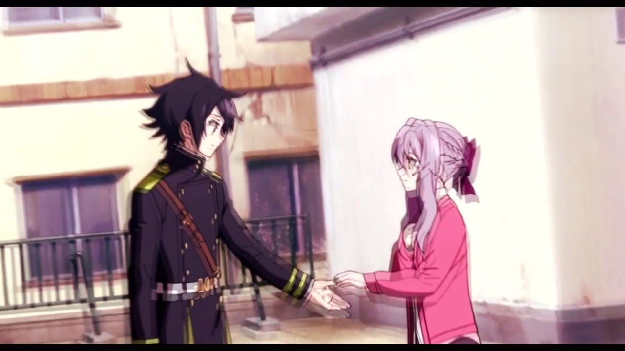 Owari No Seraph Shinoa Hiragi Wallpaper Engine Youtube