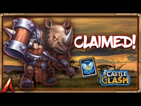 Claiming Rockno! Awesome Events! Castle Clash