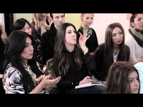 Celebrity Makeup Artist Mario Dedivanovic Workshop in LONDON.