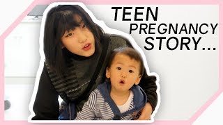 17 & PREGNANT STORY - How I found out
