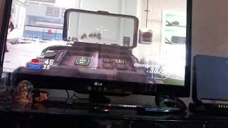Playing Call of Duty Black Ops 2
