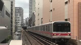 東京メトロ丸ノ内線 02系09F A線車外放送