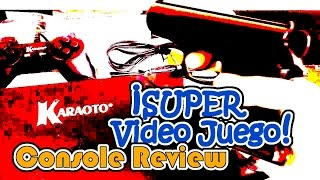 ¡SUPER VIDEO JUEGO! - Game Console Review