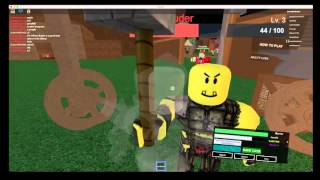 ( Roblox Lets Play ) Hands Of Death ep 1 A new Adventure