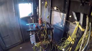 Destructive Lithium-Ion Battery Pack Testing for X-57 Maxwell Electric Airplane