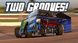 iRacing: Two Grooves! (UMP Modifieds @ Lakeland)