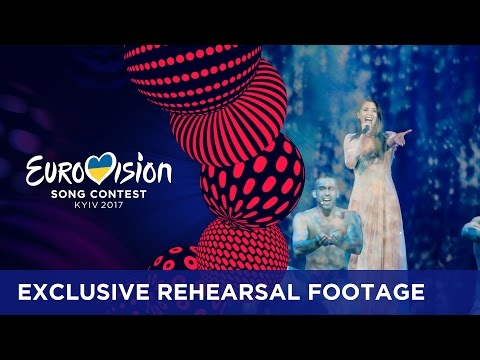 Demy - This Is Love (Greece) EXCLUSIVE Rehearsal footage