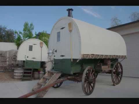 Sheep Wagon - Youtube