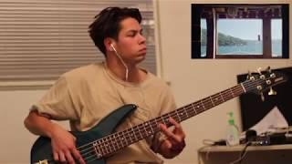 Ocean Alley - Knees (Bass Cover)