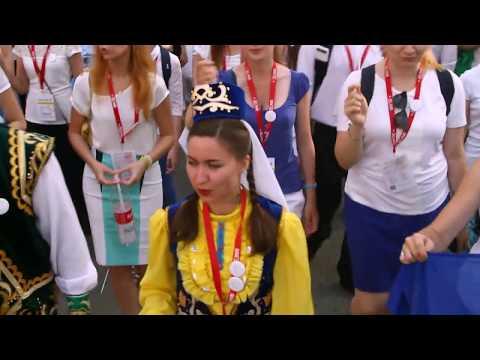 Хоровая капелла КФУ в Сочи 2016