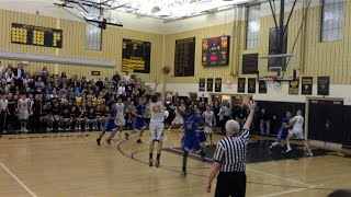Cresskill vs Wood-Ridge 3/10/2015 Video