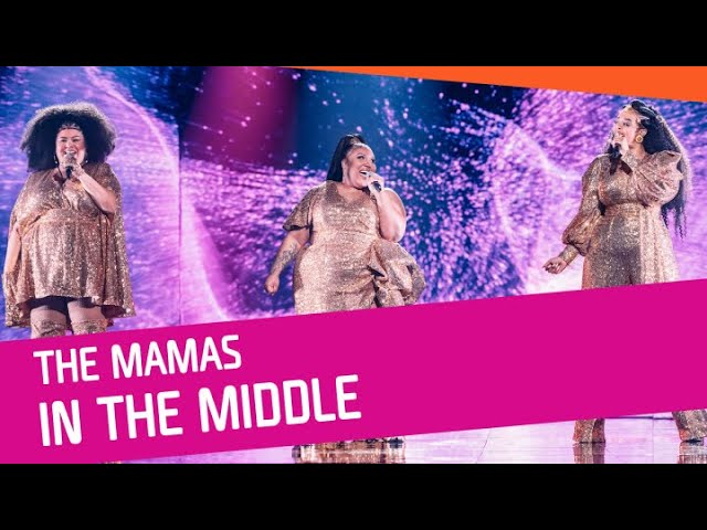 VIDEOCLIP: The Mamas - In The Middle