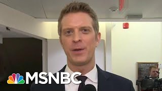Why Lt. Col. Vindman Is A 'Dangerous' Witness For Pres. Trump: Haake | MSNBC