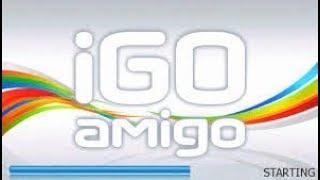 Como colocar GPS IGO AMIGO na central multimidia Voolt vi-150.