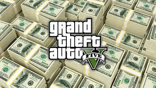 $500 000 000 SPENDING SPREE GTA 5 ONLINE SPENDING AS MUCH MONEY AS I CAN