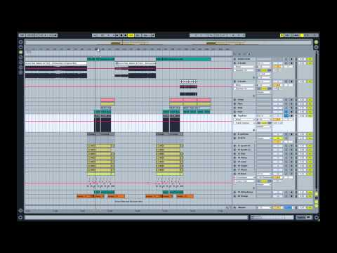 Avicii - Silhouettes (Danny Better Ableton Cover)
