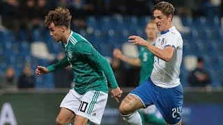 Highlights Under 21: Italia-Germania 1-2 (19 novembre 2018)