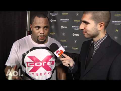 Strikeforce: Daniel Cormier Explains Why He Didn't Try to Take Down Monson