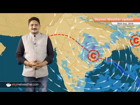 Weather Forecast for Sep 30: Rain in MP, Vidarbha, Bihar, East UP