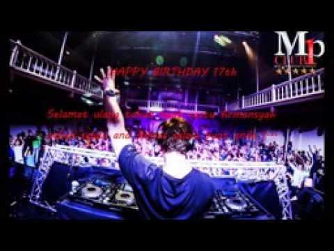 DJ AMROY MP CLUB 9 FEBRUARI 2017