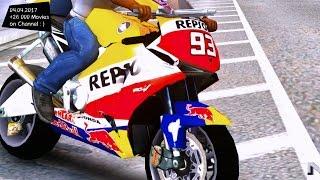 Repsol Honda Team MotoGP  New Crash Accident 2017 ENB Top Speed