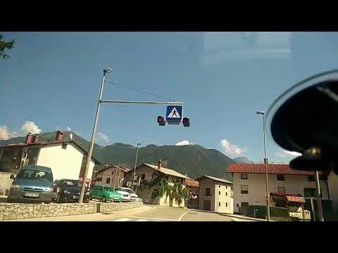 Traveling to Kobarid (Slovenija)