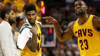 Iman Shumpert Explains Why Kyrie Irving Wanted Out of Cleveland