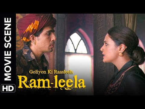 Who will take over the chair | Ram - Leela | Movie Scene