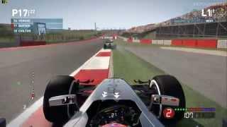 F1 2014 PC - Benchmark Run - Ultra Settings
