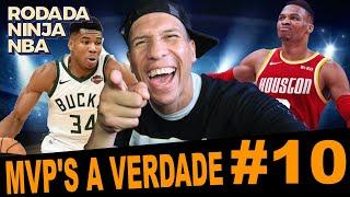 Rodada Ninja NBA #10 - Um RECADO pra quem critica WESTBROOK!