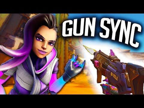Overwatch Gun Sync - Spag Heddy - Permanent
