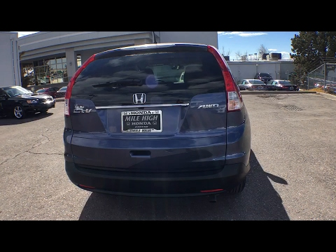 2014 honda cr v aurora denver highland ranch parker