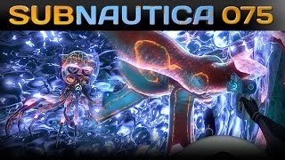 Subnautica [075] [THE END - Crab Squid Reaper Scanning] [Let's Play Gameplay Deutsch German] thumbnail
