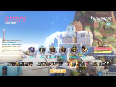 Review Overwatch