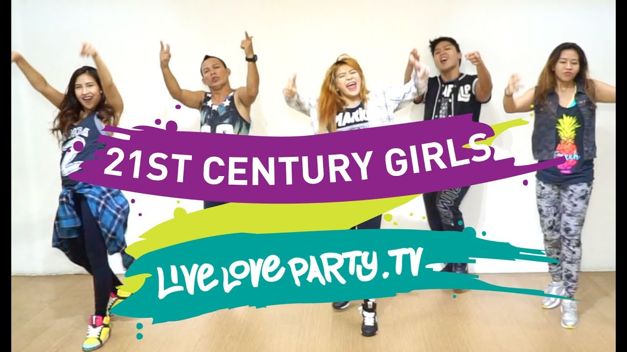 21st Century Girl by BTS [Desktop View Only] | Live Love Party | Dance Fitness