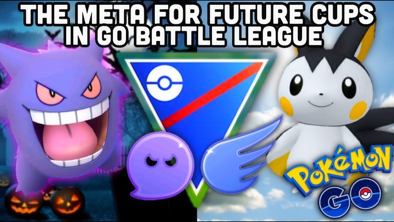 Halloween 2020 Meta Halloween & Flying Cup Meta in GO Battle League Pokemon GO
