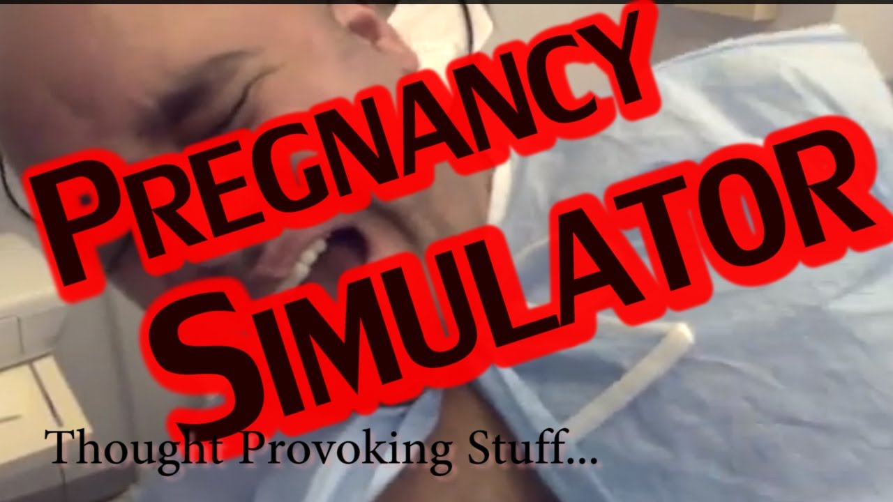 Male pregnancy simulation (thought provoking stuff #2 ...