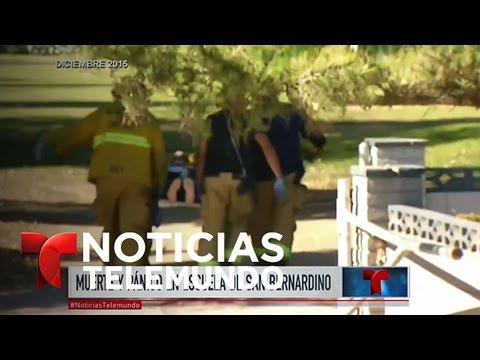 Nuevo tiroteo en una escuela en San Bernardino, California | Noticiero | Noticias Telemundo
