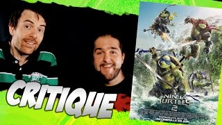 Critique Ninja Turtles 2 (Attention Spoilers !)