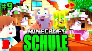1. BESUCH bei IHRER FAMILIE?! - Minecraft SCHULE #09 [Deutsch/HD]