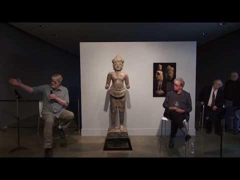 "Jim Sanborn ""Without Provenance"" Gallery Talk - September 8, 2018"