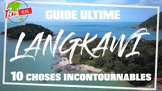 LANGKAWI Malaisie : TOP 10 Ultime ! La plus belle Plage + Villa Privée