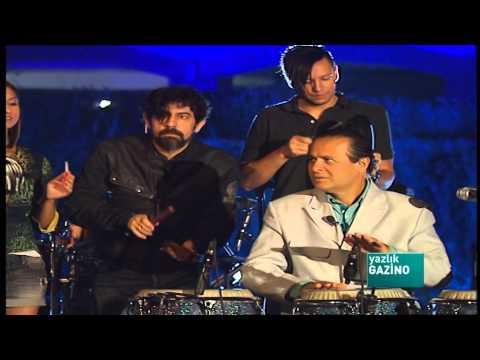 "Latin All Stars ""Mazi kalbimde bir yara"" Live Performance"