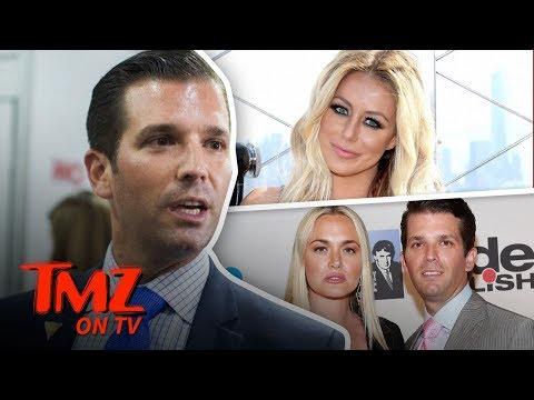 Aubrey O'Day Admits To An Affair With Donald Trump Jr.  TMZ TV