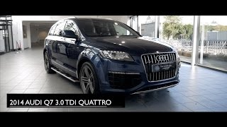 2014 Audi Q7 Quattro