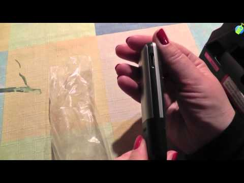 unboxing pl SAMSUNG E1120 rozpakowanie po polsku