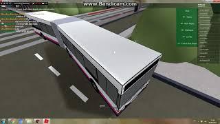Route 67 / Fairmilestone Bus Station - Glenalder / UK Bus Sim / ROBLOX
